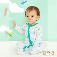 Premium Sleepsuit Healthy LIBBY Boy 3-6 Bulan