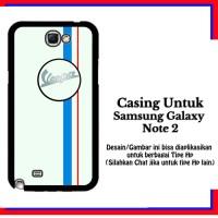 harga Casing Samsung Galaxy Note 2 Vespa Logo Custom Hardcase Cover Tokopedia.com