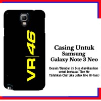 harga Casing Samsung Galaxy Note 3 Neo Vr 46 Logo Custom Hardcase Cover Tokopedia.com