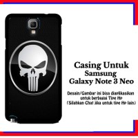 harga Casing Samsung Galaxy Note 3 Neo The Punisher Logo Custom Hardcase Cov Tokopedia.com