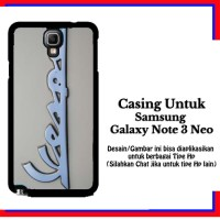 harga Casing Samsung Galaxy Note 3 Neo Vespa Logo 2 Custom Hardcase Cover Tokopedia.com