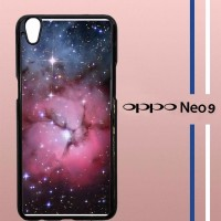 Nebula Galaxy Casing Custom Hardcase Hp Oppo Neo 9 A37 Case Cover