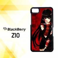 Casing Premium Custom Hardcase Polycarbonate Hp BlackBerry Z10 Case