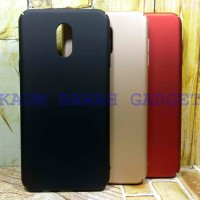 Hard Case Baby Skin Samsung J7+ Plus Soft Touch Matte Dove Hardcase