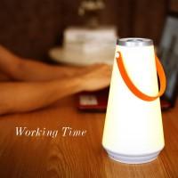 Premium Lampu Meja/Tidur/Kemah/Belajar/Gantung/Led/Dekorasi/Baca