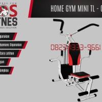 Alat fitness home gym mini BFS-012
