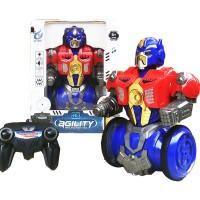 [mainan remote control] RC AGILITY OPTIMUS PRIME - CX-0631