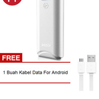 Vivan Power Bank Robot RT5600 - 5200mAh - Putih