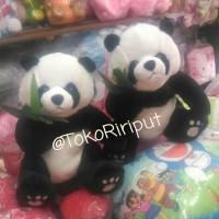 boneka anak panda export lucu ( jual jg tas alto kids bantal jumbo
