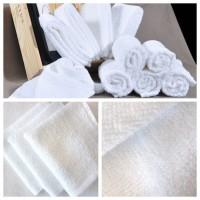 harga Handuk Sport Muka Kecil Simple Travel Magic Towel Lap Putih Polos Tokopedia.com