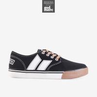 ORIGINAL Macbeth Langley Sneakers Black Gum Rubber