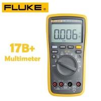Multimeter FLUKE 17B+ Auto Range With Backlight