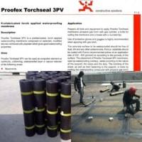 PROOFEX TORCHSEAL 3PV 1mx10m Fosroc