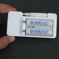 Best Seller Sanyo Eneloop NC-MDU01 Portable USB Charger Pre Order