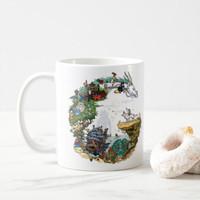 Mug 30 Years of Studio Ghibli