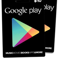Voucher digital google play gift card nominal 50 usd