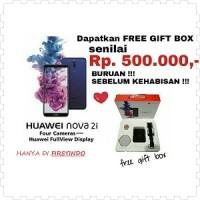 HP Huawei Nova 2i Smartphone - Black [64 GB/ 4 GB]