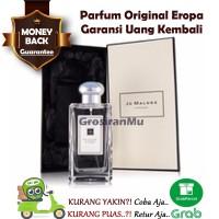 +BOX Parfume Original Jo Malone English Pear & Fressia Parfum Reject