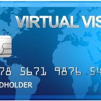 VIRTUAL CREDIT CARD VISA 1 TAHUN SALDO $5