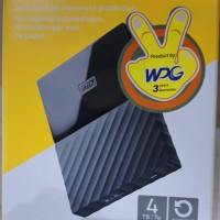 Harga wd my passport new 4tb hdd 4 tb hardisk external 2 5 | WIKIPRICE INDONESIA