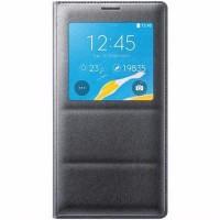 BARANG BERKUALITAS Samsung S View Cover for Samsung Galaxy Note 4 Cha