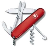 Berkualitas Pisau Lipat VICTORINOX COMPACT L 1.3405 Swiss Army Knife