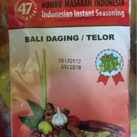 Bumbu Masak Cap 47 Bali Daging Telor, Nasi Goreng Hongkong / Jawa