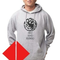Hoodie Game Of Thrones House Targaryen