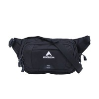 Tas Eiger Waist Bag Wall-Run - Black