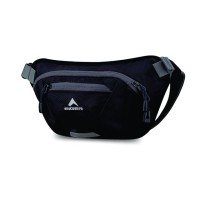Tas Eiger Waist Bag Vessel - Black