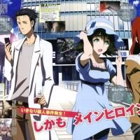 DVD Anime Steins Gate Sub Indo Eps 1-End