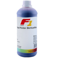 Tinta Printer F1 Ink for Printer Canon Pixma 4 Warna CMYK 1 KG