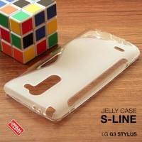 LG G3 STYLUS SOFT GEL JELLY SILICON SILIKON TPU CASING | SARUNG HP |