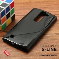 LG MAGNA H502F SOFT JELLY GEL SILICON SILIKON TPU CASING | SARUNG HP |