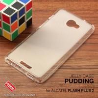 Alcatel Flash Plus 2 Soft Jelly Gel Silicon Casing | Sarung Hp | Case