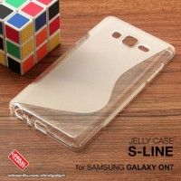 Samsung Galaxy On7 On 7 Soft Jelly Gel Silicon Casing | Sarung Hp |