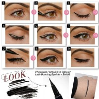 top Physicians formula Eye Booster 2 in 1 Lash Boosting Eyeliner Seru