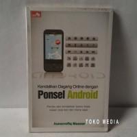(Murah) Buku Kendalikan Dagang Online Dengan Ponsel ANDROID