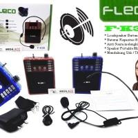 Speaker audio mp3 BEST Speaker FLECO F K39 Wired Head Mic With Usb Tf