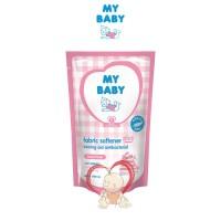 My Baby Fabric Softener Plus Ironing Aid Soft Gentle - 1500ml