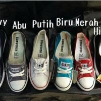 KUALITAS TERBAIK !! MURAH !!! sepatu converse cewek simple + box