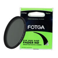 FOTGA 46mm Slim Adjustable Fader Variable ND Filter ND2 To ND400