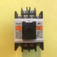 Magnetic Contactor Fuji Electric SC-03