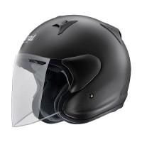 Arai SZ-G Helm Half Face - Flat Black