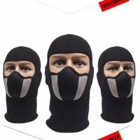 HEROBIKER Masker Motor Full Face Ninja