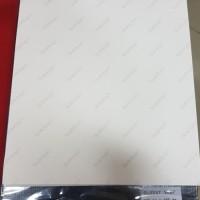Sticker Vinyl QUANTAC Glossy for PRINTER LASER / TONER / OFFSET
