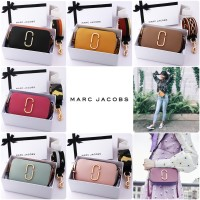 Marc Jacobs Snapshot Camera Bag (3Tone) with Box #M029||Tas Wanita Can