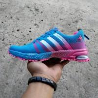 Harga terlaris sepatu wanita adidas adizero knite 2 0 running olahraga | Pembandingharga.com