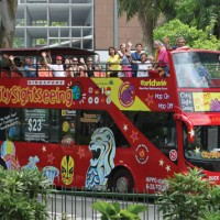 Tiket Hippo Hop On Singapore Dewasa - Sightseeing City Tour