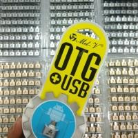 """OTG Micro USB To USB   OTG Plug For Smartphone Androit """"Mel-V®""""ORI"""